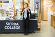 Employers announce job openings at Sierra College Construction & Energy Technology Open House (Credit Daryl Stinchfield)