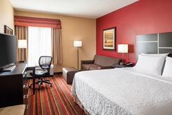 Hampton Glenwood Springs Guest Room