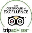 New Life Hiking Spa Earned a 2015 TripAdvisor Award of Excellence