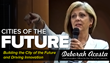 Deborah Acosta, Chief Innovation Officer for the City of San Leandro