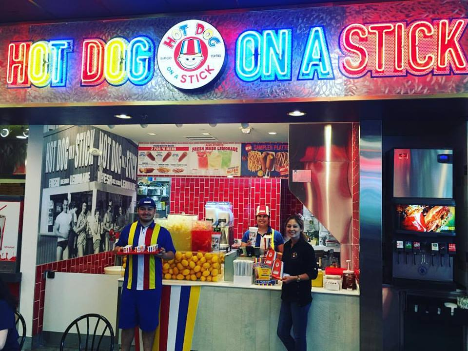 Hot Dog On A Stick 174 Franchise Stomps Across The Country