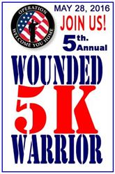 Lobster Gram Sponsors OWYH Wounded Warrior 5K