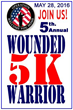 Lobster Gram® to Sponsor Wounded Warrior 5K and Donate Memorial Day Proceeds to OWYH
