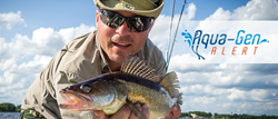 The Aqua Gen is a fishing invention which will be perfect for anglers and fishing enthusiasts.