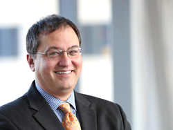 Michael Ault, new vice president of development for Heartland Film.