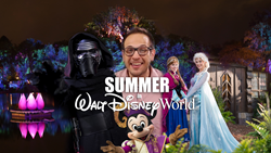 Disney World in Summer brings New Star Wars and Frozen attractions!