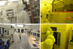 Carnegie Mellon's Nanofabrication Facility