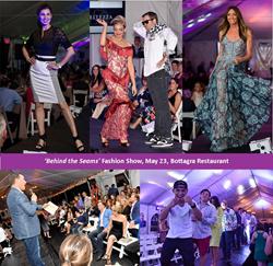 May 23 'Behind the Seams' Fashion Show Benefits Eva's Village