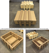 New Cardboard Lumber™ Product Offers Sustainable Solutions for Industrial Customers