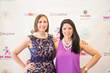 Photo taken at the VIP Media Launch event on May 24, 2016 of Tot Squad Washington DC owner, Hayden Little, and Tot Squad Founder & CEO, Jennifer Beall Saxton.  Photo by Sarah Kaupp
