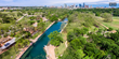 Barton Springs Pool, located in Zilker Park, in the heart of Austin, is fed by the cold, clear waters of Texas' fourth largest spring.
