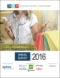 2016 Customer Experience/Unified Commerce Survey