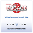 Comview to Present Session on Managing Cloud Usage at Avaya Engage
