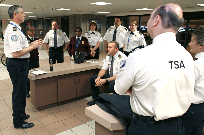 Resume Place: TSA Turmoil Will Create Thousands Of New Jobs For  Well Prepared Candidates  The Resume Place
