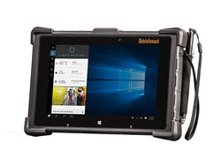 Rugged Tablet with 3D Camera