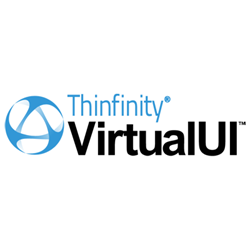 Thinfinity VirtualUI - GUI remoting and web integration for Windows-based apps.