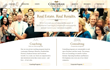 Corcoran Consulting & Coaching Announces New Website