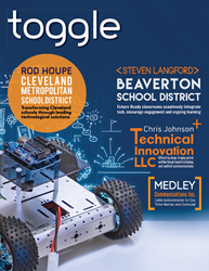 Toggle tech magazine