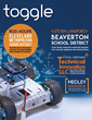 TrueLine Publishing Launches Toggle, a New Magazine for Technology Executives