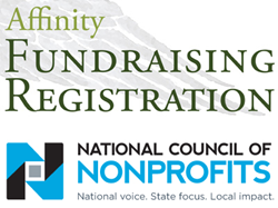 Affinity Fundraising Registration and National Council of Nonprofits