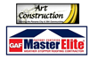 Art Construction, GAF Master Elite Roofing Contractor, Receives 5-Star Customer Rating