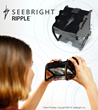 Seebright Launches the First Handheld See-Through Augmented Reality Viewer at AWE 2016