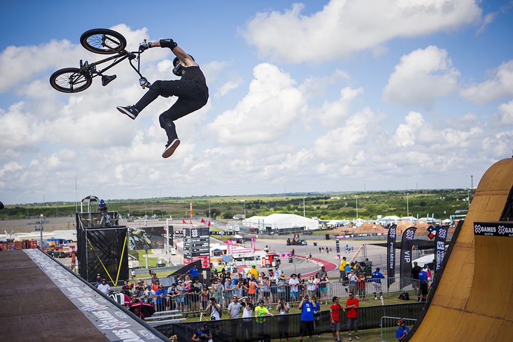 X Games Bmx Monster Energy, the Of...