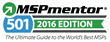 Exigent Ranked Among Top 501 Managed IT Service Providers by MSPmentor for the Fourth Consecutive Year