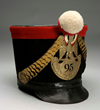 French Napoleonic 95th of the Line Shako, lot 669