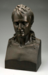 Houdon Bronze Bust of Napoleon, lot 2075
