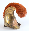 French Cuirassier or Chasseur Helmet, lot 172