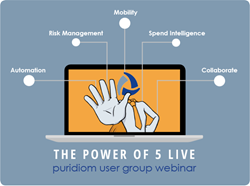 Power of Five Live Puridiom User Group
