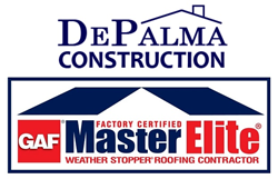 DePalma Construction - GAF Master Elite Roofer