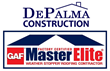 DePalma Construction announces GAF Master Elite Roofing Contractor Status