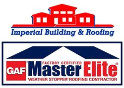 Imperial Construction - GAF Master Elite Roofer