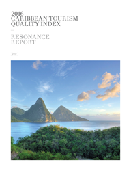 Resonancen 2016 Caribbean Tourism Quality Index