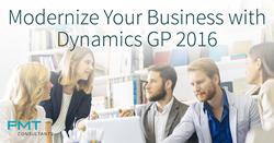 Microsoft Dynamics GP Live Event