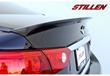 stillen rear trunk wing installed on 2016 infiniti Q50
