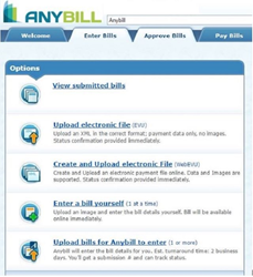 Anybill Accounts Payable Automation