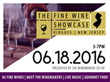 The Fine Wine Showcase to Feature Fine Wines of New Jersey at Exclusive Tasting