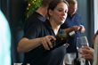 Justen Beneduce pours the latest fine vintage from Beneduce Vineyards