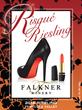Falkner Reisling wine label