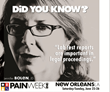 PAINWeekEnd in New Orleans: Attend a Pain Management CE/CME Conference for The Main Street Practitioner on June 25/26