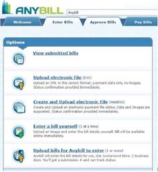 Anybill Accounts Payable Automation