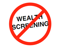 Wealth Screening