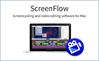 Telestream Announces ScreenFlow 6.0 Screen Recording and Editing Software