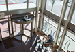 revolving doors, restaurants, comfort, cost savings, hot trend