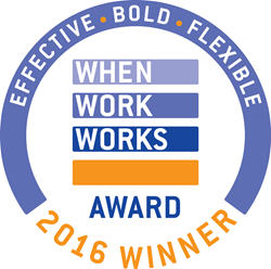 MorganFranklin Consulting Wins 2016 When Work Works Award