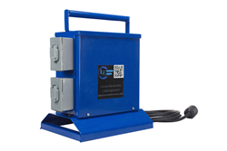 Temporary Portable Step-down Transformer