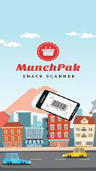 MunchPak Snack Scanner